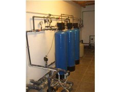 Water Treatment / Filtration Stations